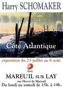 expositie Mareuil sur Lay - Frankrijk